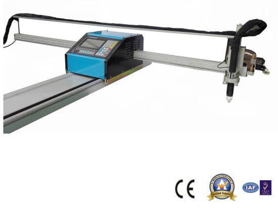 mașină portabilă de tăiere a țevilor pentru placă metalică și țevi metalice